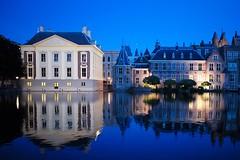 Hague Blue Hour