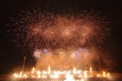 4  The 4th Makomanai Fireworks Festival (ELCAN KE-7A) Tags: japan sapporo hokkaido pentax fireworks     2014 makomanai    k5s