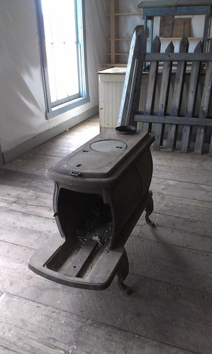 Fort Selkirk stove