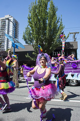 Vancouver Pride Parade 2014 - 0310 (gherringer) Tags: summer music canada vancouver fun happy bc pride parade colourful vanpride west end