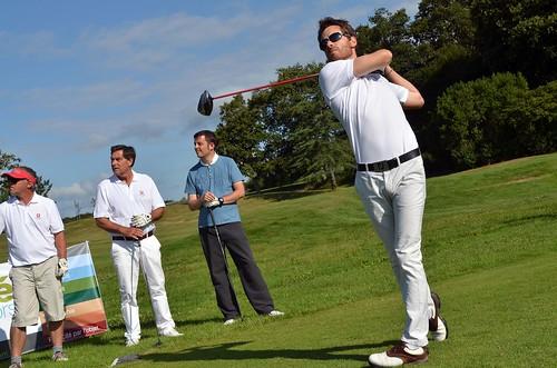 Golf Trophy 12