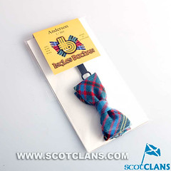 Clan Anderson Tartan Childs Bow Tie