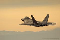 F-22 Raptor (JetImagesOnline) Tags: lockheedmartin f22 raptor fighter jet 5th generation red flag 171 nellis afb air force usaf 094175