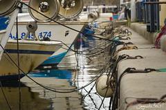 AJACCIO (SegundoReal) Tags: mar mer sea water d7000 nikon amarrado barco barcos boat ship muelle dock atracado atraque puerto port ajaccio corcega corse corsica ngc