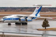 IL-76 (Ychocky) Tags: 70300mmf4556 cyow ilyushinil76td90vd nikkor ottawamacdonaldcartier ra76951 volgadnepr yow