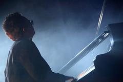 Igor Gehenot (p) DELTA Igor Gehenot/Alex Tassel quartet (claude lina) Tags: claudelina belgium belgique canon delta concert musiciens musique jazz sprimont centrecultureldesprimont igorgehenotalextasselquartet igorgehenot piano