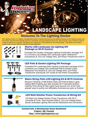 Best Landscape Lighting Company in Calgary, Canada – Lighting Doctor (lightingdoctor) Tags: landscapelighting lightingdoctor landscape lighting canada outdoor