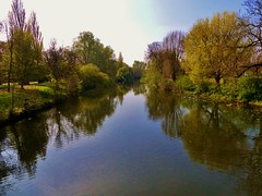 River Soar (Dieseldog05) Tags: river soar leicester reflections