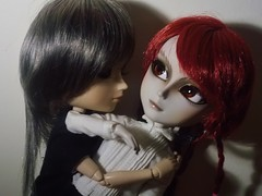 Just...let me kiss you!!! *¬* (it's_a_secret) Tags: taeyang gyro pluto steampunk dolls jun planning groove
