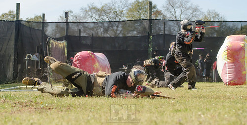 Paintball Phenomenon ATL 80