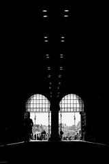Rijk (Noonski) Tags: rijk amsterdam nederland netherlands holland rijks museum fiets zwart wit en bw black blackwhite blackandwhite white monochrome