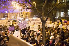 8 de Marzo #internationalwomensday (claudiabarriosrosel) Tags: multitud gente manifiestacion madrid feminismo igualdad españa family canon cibeles citiy air