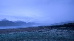 Close of Day (ShinyPhotoScotland) Tags: light spooky dynamic mist highlands landscape dulllight shapeandform bluehour moody art emotion scotland digikam rawconversion naturehappens camera lines composite westerross nearmidfardistance composition awe perspective dramatic lens dusk beinnghobhlach distance aspiration converging simple photography equipment mankindnature zen moment clouds manipulated nature olympuspenf rawtherapee darktable littlelochbroom mountains chilly gloomy weather contrasts enfuse places skyearth rules sky dark vista olympus1240mmf28 landwater nearfar cold