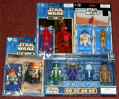 Disney - Spring 2017 Droid Factory (Darth Ray) Tags: star wars 2017 celebration orlando disney droid factory r3do r2d2 c3po c110p r5o13 r2c2 r5s9 r5p8 r 3do r2 d2 c 3po c1 10p chopper r5 o13 c2 s9 p8