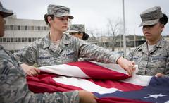 All female retreat ceremony 2017 (sfkjr) Tags: eglin 96th florida airforce samuelking samking 33rd 53rd airman usaf flag retreat ceremony womenshistorymonth eglinairforcebase unitedstates