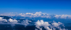 Kanchejunga (Biswajit'Roy) Tags: kanchenjunga darjeeling mountains india mountain d7000 50mm sky bliss heaven view scenery