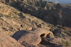 Rock Phallus (Chris Hunkeler) Tags: anzaborrego borrego desert windcaves sandstone rock tilt ball phallus shaft