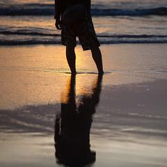 _MG_1689 (treilmann) Tags: beach fisherman seminyak sunset bali fishing