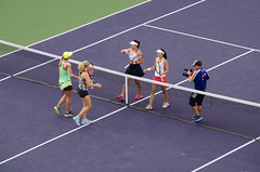 win (Purple Cow Pictures) Tags: tennis indianwells tournament desert palmsprings swiss switzerland rogerfederer stanwrawrinka martinahingis sport photography fun moetchandon moment