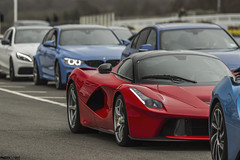 LaFerrari (Photocutout) Tags: cars supercars sportscars ferrari laferrari hypercars hypercar hybrid goodwood saywell trackday