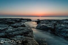 DSC_0016-1 (forbesy10) Tags: seatonsluice seascape sunrise rocks sky beach coast newcastleupontyne northumberland lx