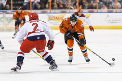 "Missouri Mavericks vs. Allen American, March 22, 2017, Silverstein Eye Centers Arena, Independence, Missouri.  Photo: © John Howe / Howe Creative Photography, all rights reserved 2017 • <a style=""font-size:0.8em;"" href=""http://www.flickr.com/photos/134016632@N02/33565522906/"" target=""_blank"">View on Flickr</a>"
