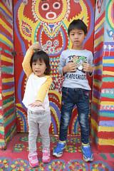 20161231-1033_D810_4898 (3m3m) Tags: 台中 彩虹眷村 壁畫