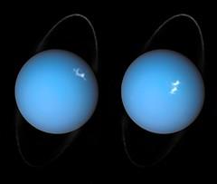 Hubble Spots Auroras on Uranus (NASA's Marshall Space Flight Center) Tags: nasa nasas marshall space flight center nasa's goddard hubble telescope solar system beyond uranus voyager 2 aurora