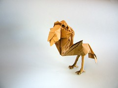 Le Roitelion - Eric Vigier (Rui.Roda) Tags: origami papiroflexia papierfalten le roitelion eric vigier