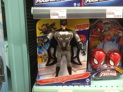 Justice League Action (Nobo Sprits) Tags: la grande récré jouets toy shop toys speelgoed speelgoedwinkel brussel bruxelles 2017 batman justice league action figure spiderman