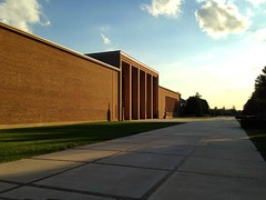 Cranbrook - Michigan USA (Will-Jensen-2020) Tags: brick museum building architecture usa bloomfieldhills saarinen architect elielsaarinen artmuseum michigan cranbrook