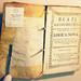 Llull, Ramon. Beati Raymundi Lulli ... Logica nova. 1744 (portada)