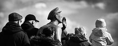 People (PhotoChampions) Tags: crowd people bnw blackandwhite sw schwarzweiss monochrome hats heads
