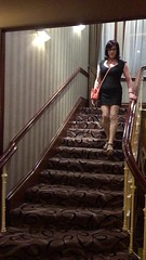 April 2017 - Leeds First Friday (Girly Emily) Tags: crossdresser cd tv boytogirl mtf maletofemale tvchix tranny trans transvestite transsexual tgirl convincing dress feminine girly cute pretty sexy transgender xdresser highheels gurl hosiery tights glasses wedges lff leedsfirstfriday