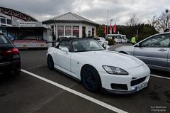 Honda S2000 (Kurt Blythman) Tags: nurburgring nordeschliefe green hell ring track cars auto racing