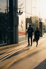 Low sun in Itaewon (Seoul) (Kevin Lowry) Tags: itaewon streetphotography korea seoul 35mm18 nikon