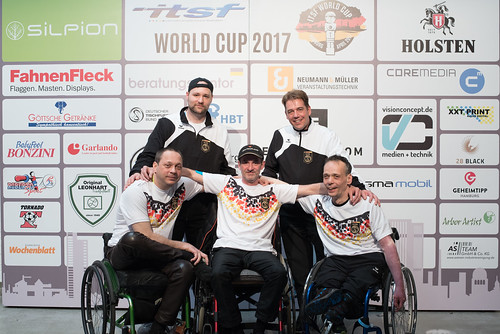 Team Germany Disabled