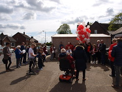 Hillsborough Memorial ServiceHillsborough Memorial Service held at Ashby Funeral Care on 15th April 2017 (Scunthorpe Life) Tags: scunthorpe liverpool football lfc hillsborough disaster tragedy jft96