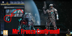Mr. Freeze Premium Skin Confirmed! (AntMan3001) Tags: mr freeze captain cold injustice 2