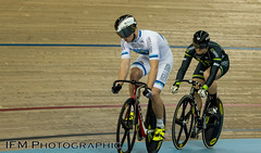 SCCU Good Friday Meeting 2017, Lee Valley VeloPark, London (IFM Photographic) Tags: img6446a canon 600d sigma70200mmf28exdgoshsm sigma70200mm sigma 70200mm f28 ex dg os hsm leevalleyvelopark leevalleyvelodrome londonvelopark olympicvelodrome velodrome leyton stratford londonboroughofwalthamforest walthamforest london queenelizabethiiolympicpark hopkinsarchitects grantassociates sccugoodfridaymeeting southerncountiescyclingunion sccu goodfridaymeeting2017 cycling bike racing bicycle trackcycling cycleracing race goodfriday