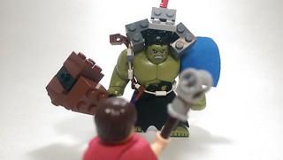 Pursit Ragnarok Hulk