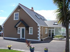 Exterior painting, Kinsale, water repellent