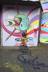 Atom Ludik (HBA_JIJO) Tags: streetart urban graffiti vitry vitrysurseine animal art france hbajijo wall mur painting peinture graff murale paris94 spray mural atomludik