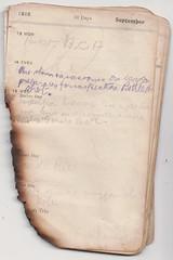 13-19 Sept 1915 (wheresshelly) Tags: ww1 wwi world war 1 australia gallipoli egypt military australian 4th field ambulance anzac morton wilfred
