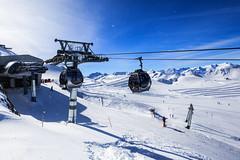 Bergen in Kaprun (Frits Kooijmans) Tags: 2017 bergen kaprun oostenrijk wintersport