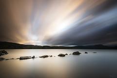 Venachar (Tony N.) Tags: ecosse scotland lochvenachar loch venachar lochbheannchair stirling lac lake poselongue longexposure d810 vanguard