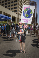 March for Science / Earth Day March (GC_Dean) Tags: people protesters protest protestmarch protestsign sign downtown solidarity pride fillflash offcameraflash offcamerastrobe street space color colors colours power structure pointofview shadows officetower crowd marchforscience marchforscienceapril222017 earthday2017 earthdayprotest phoenix arizona