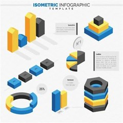 free vector isometric infographic templates (cgvector) Tags: 3d analysis arrow banner bar brochure business chart circle circular column communication connection cycle design diagram element geometric global graph graphic icon illustration info infochart infographic information isometric layout line marketing options pie presentation process pyramid set sign stair statistic step structure success technology template templates timeline vector web workflow