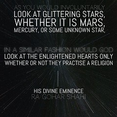 Quote of the Day: As You Would Involuntarily Look at Glittering Stars... (Mehdi/Messiah Foundation International) Tags: mars love glitter square hearts stars religious shine god mercury space religion illumination illuminated divine squareformat spirituality spiritual universe ars shining cosmos shiningstar enlightened interfaith glittering divinelove illumined quoteoftheday iphoneography riazahmedgoharshahi instagramapp uploaded:by=instagram thereligionofgod ragoharshahi