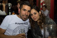 Juntos! (Martin Fernando Ezequiel) Tags: love beer argentina nikon buenos aires flash comida cerveza amateur kalimar d3100